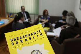 Nacrt zakona o izmjenama i dopunama Zakona o obrazovanju odraslih – Kanton Sarajevo – avgust 2019