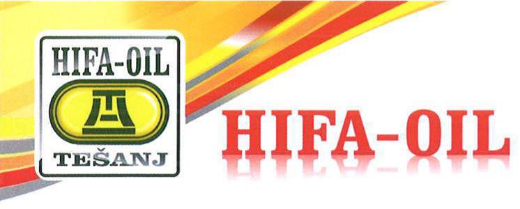 Ugovor o poslovnoj saradnji sa Hifa-oil pumpama